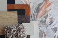 Kleur en materialenkaart